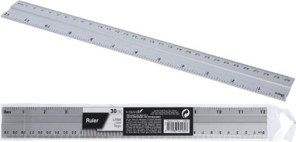 Righello in Metallo 30 cm