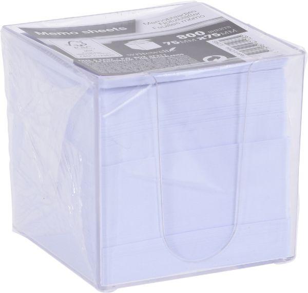 Box Fogli Memo da Ufficio 7.5 x 7.5 cm