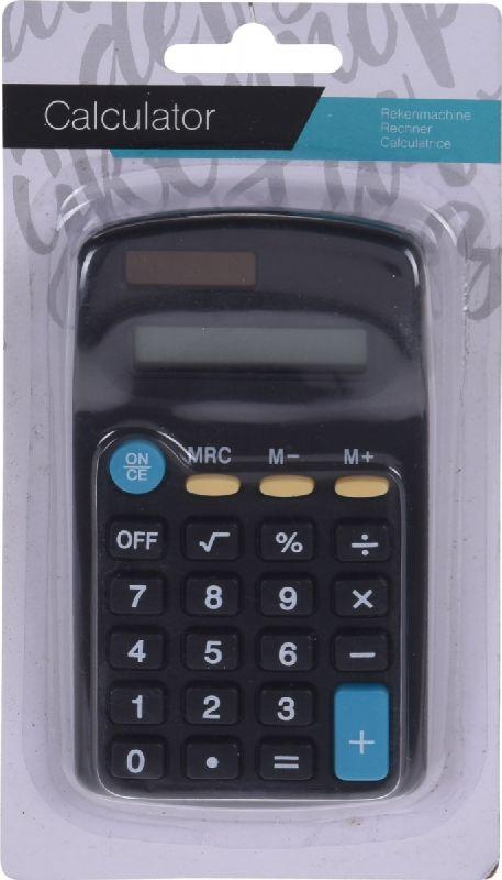Calcolatrice a Batteria Solare Piccola