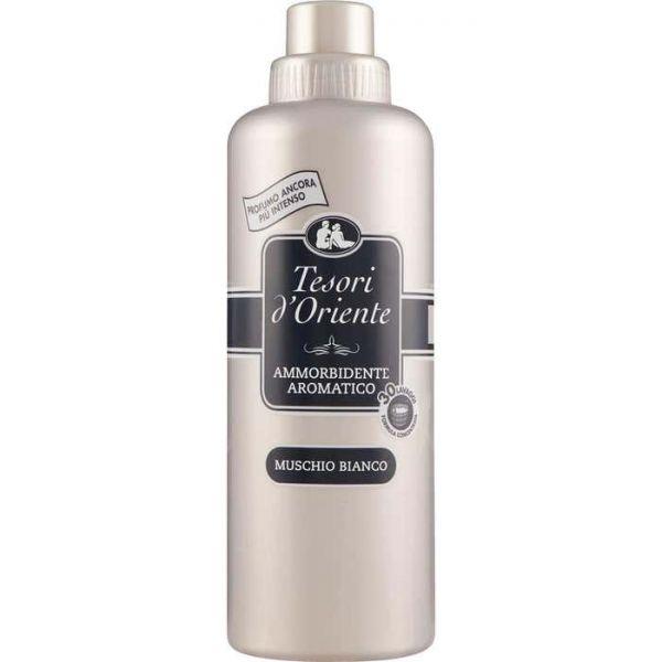 TESORI D'ORIENTE Muschio Bianco Ammorbidente Aromatico 750 ml